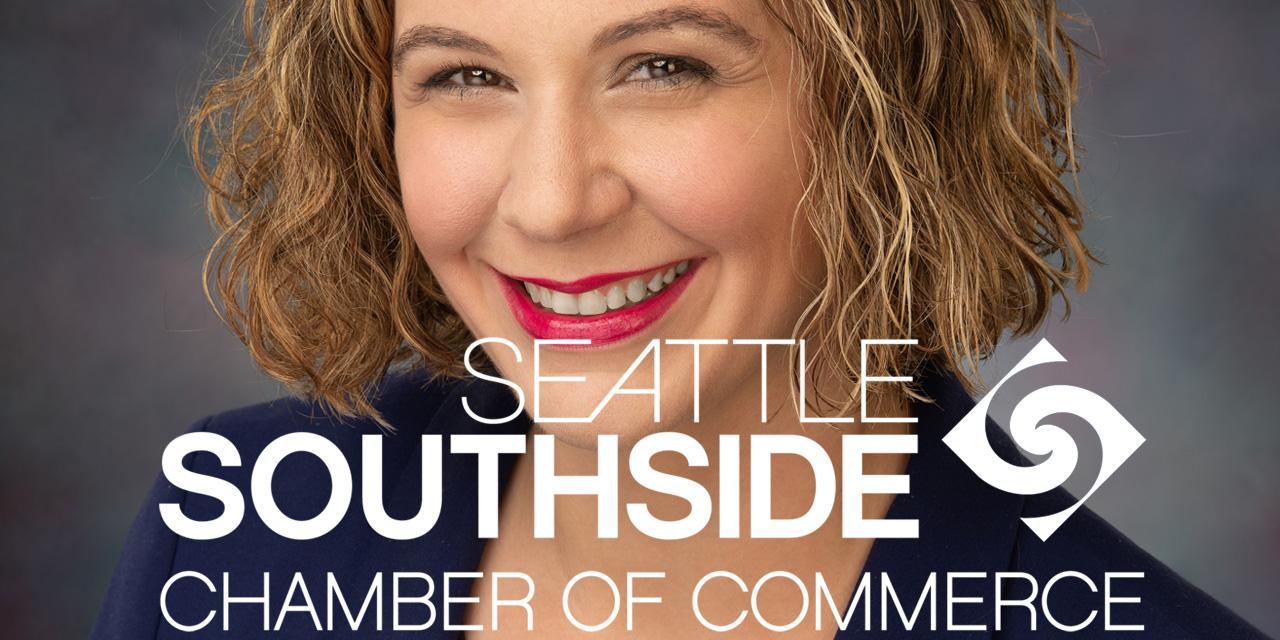 Seattle Southside Chamber of Commerce: Get Engaged, Be Informed