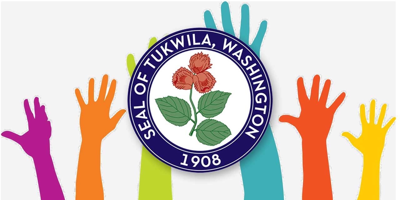 City of Tukwila seeking volunteers to serve on boards and commissions