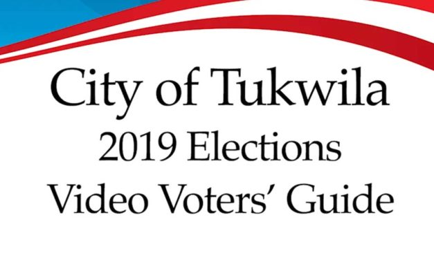 VIDEO: Tukwila Video Voters' Guide released