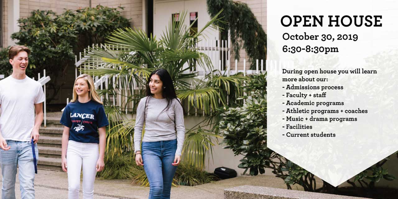 Experience Kennedy Catholic High School – Open House will be Wed., Oct. 30