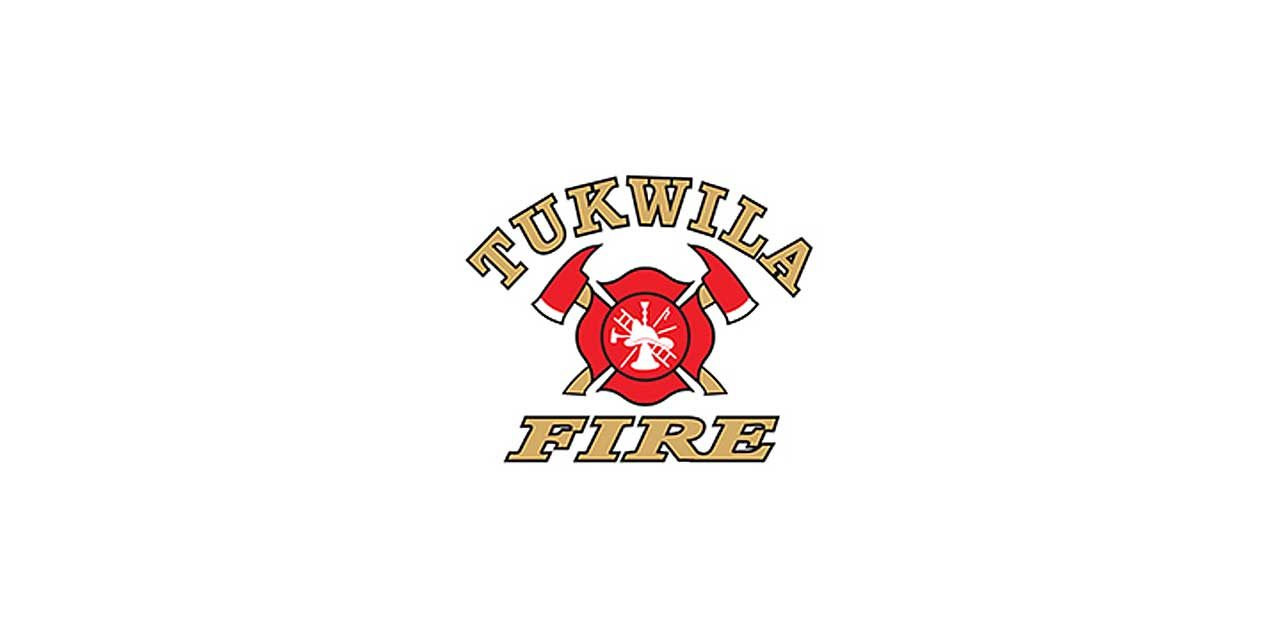 Tukwila Fire Department holds 'push-in' ceremony for new engine