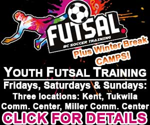 Futsal classes & camps from BC Soccer Training