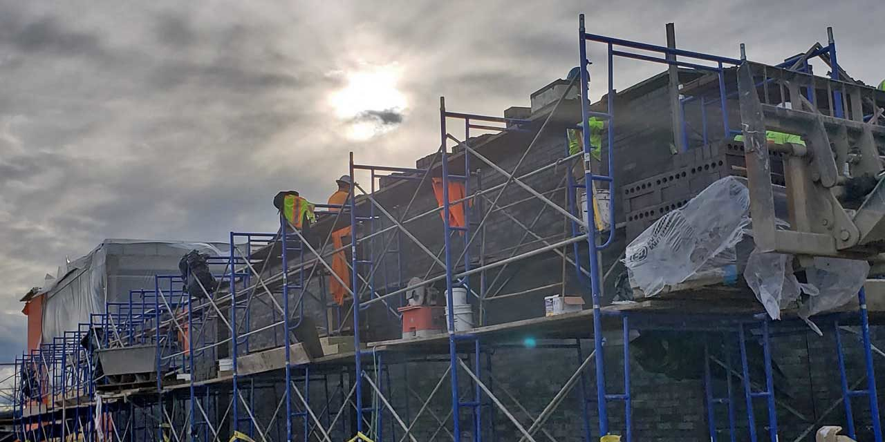 PHOTOS: Progress being made on construction of new Tukwila Fire Stations