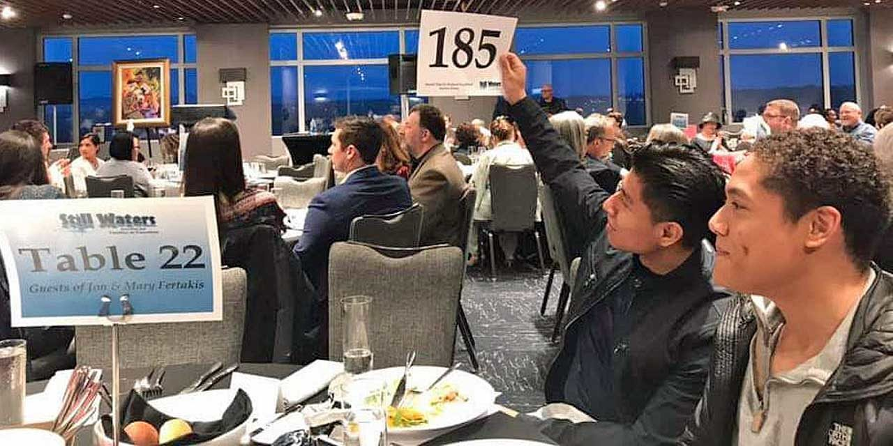 SAVE THE DATE: Tukwila SnackPack Auction Dinner will be Saturday, May 2