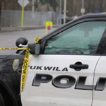 Suspects detained by Tukwila Police following shoplifting/hit & run incident