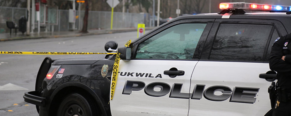 Tukwila Police issue plea for more patience with businesses during the pandemic