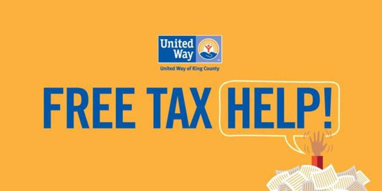 United Way of King County offering free online tax preparation services
