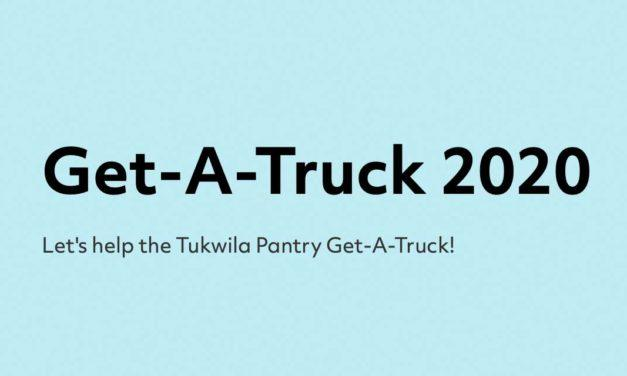 Help the Tukwila Pantry 'Get-A-Truck'