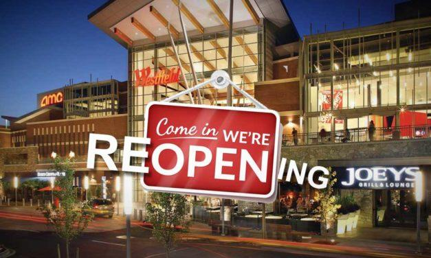 Westfield Southcenter will reopen starting Monday, June 15