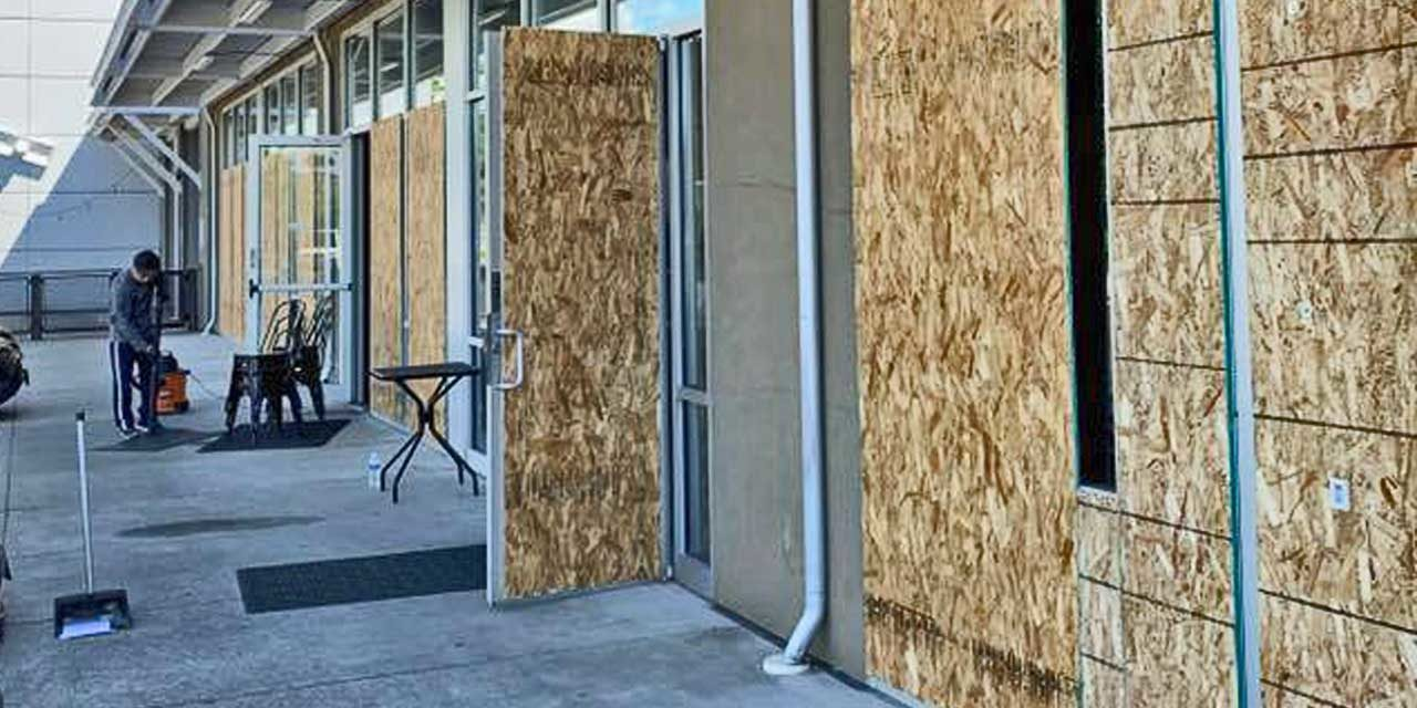 Due to dangers of further looting, Tukwila Police announce citywide curfew starting Mon. night