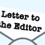 LETTER TO THE EDITOR: 'Wear a Mask: We Can't Afford to Go Back'
