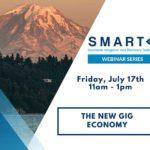Seattle Southside Chamber Webinar on 'The New Gig Economy' is this Friday, July 17