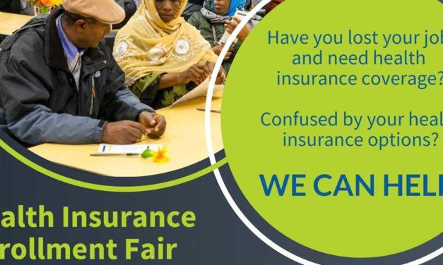 Free Health Insurance Enrollment Fair will be at Sea-Tac Airport this Thurs., Aug. 6