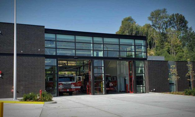 The brand-new Tukwila Fire Station 51 has opened