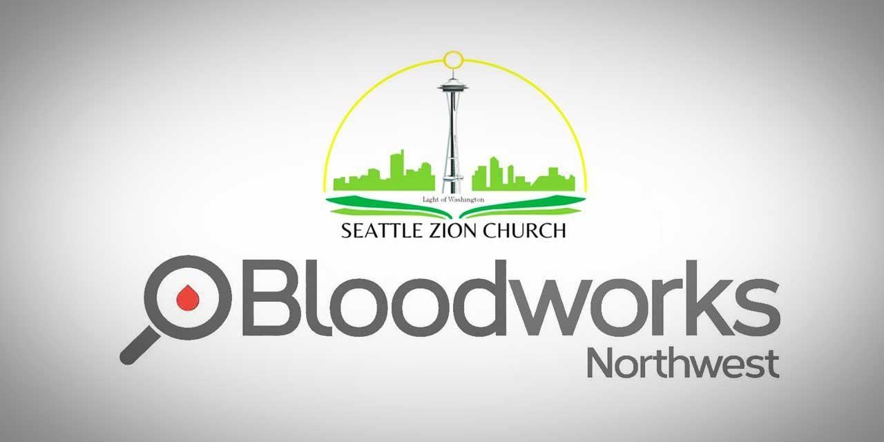 'Bring The Blood' – Seattle Zion Church holding Blood Drive on Wed., Nov. 25