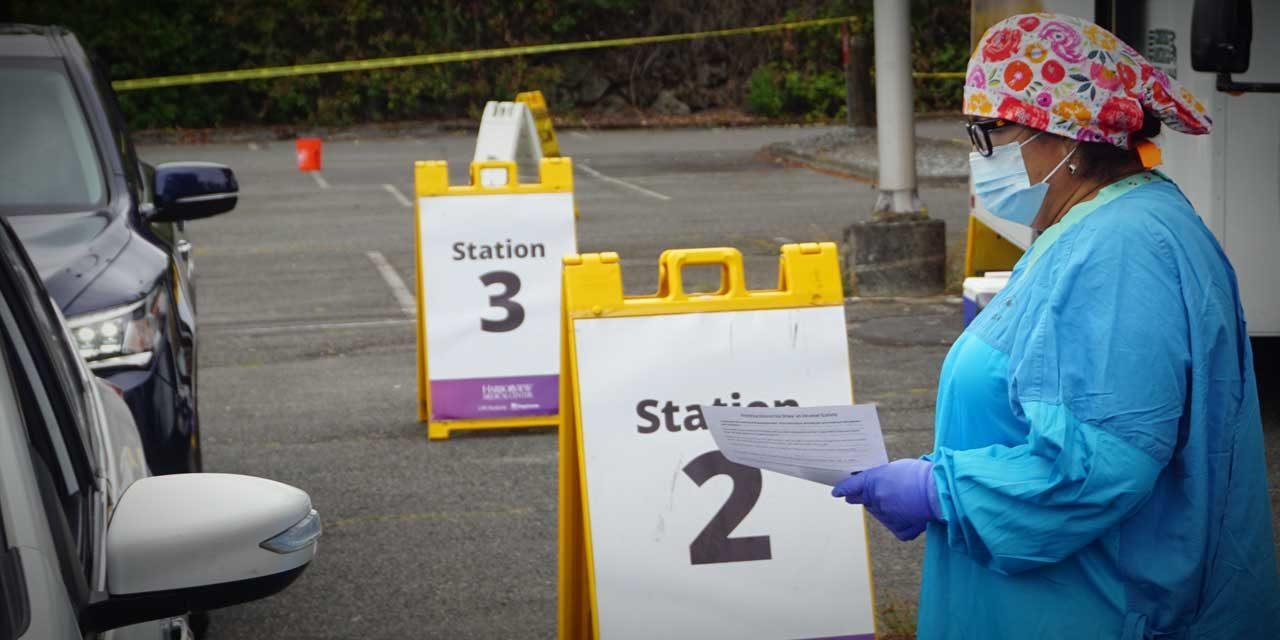 FREE COVID-19 testing expands at Highline College starting this Friday, Nov. 20