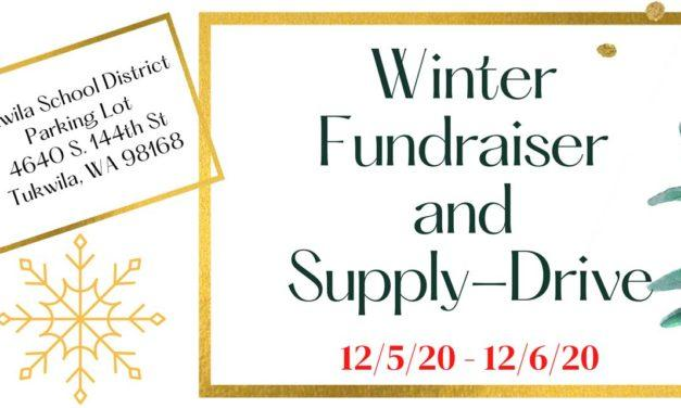 Fundraiser & Supply Drive for single mothers, trans and non-binary parents is this weekend