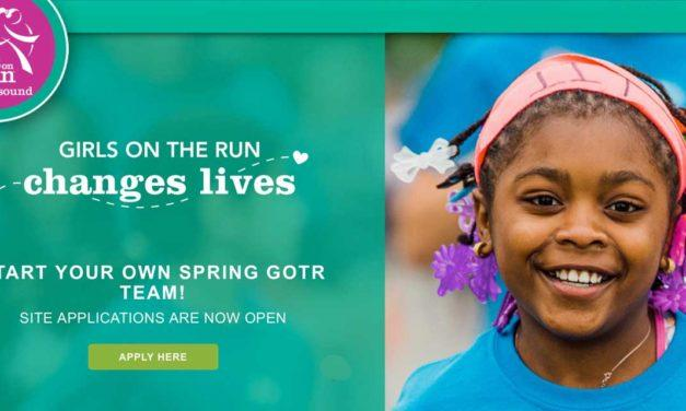 'Girls on the Run' gets girls moving; Spring Season sign-ups start Feb. 1