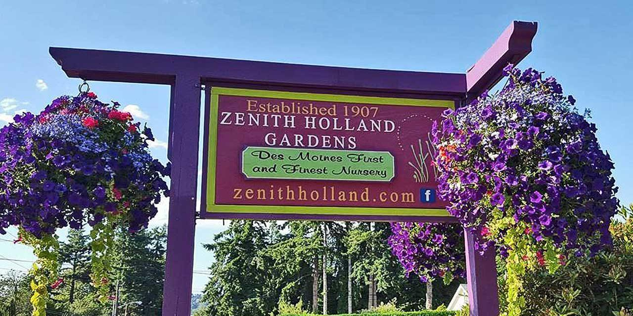 March brings much excitement to Zenith Holland Nursery