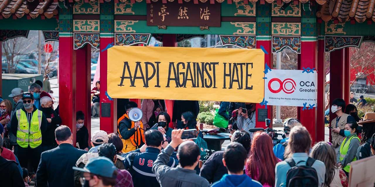 'As King County elected officials of Asian descent, we are outraged by the increase in hate'