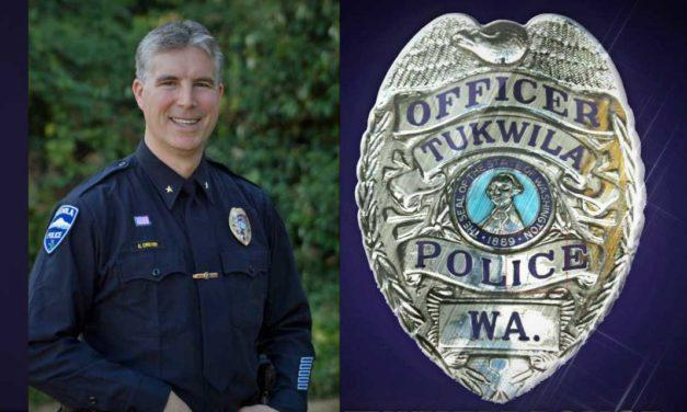Eric Drever selected as new Tukwila Police Chief by Mayor Ekberg; may be confirmed Mar. 15