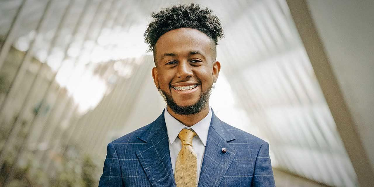 Young community advocate, activist, and filmmaker Mohamed Abdi announces bid for Tukwila City Council