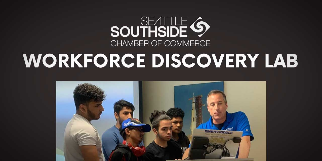 Applications now open for Seattle Southside Chamber's 2021 Workforce Discovery Lab
