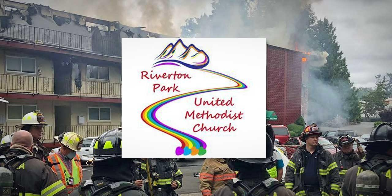 Donations for apartment fire victims being accepted at Riverton Park Methodist Church