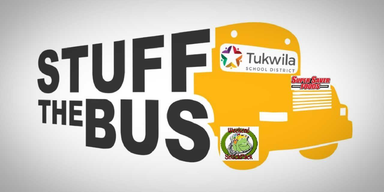 Still Waters Family Services' 'Stuff the Bus' Food Drive event will be Sat., Sept. 18